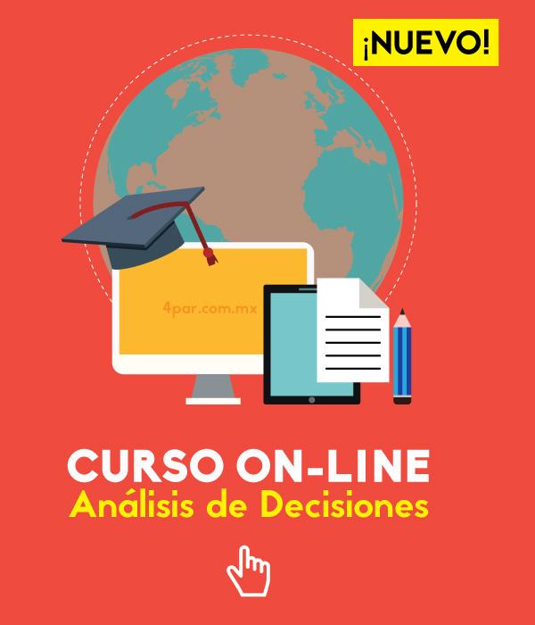 curso de capacitación online toma de decisiones